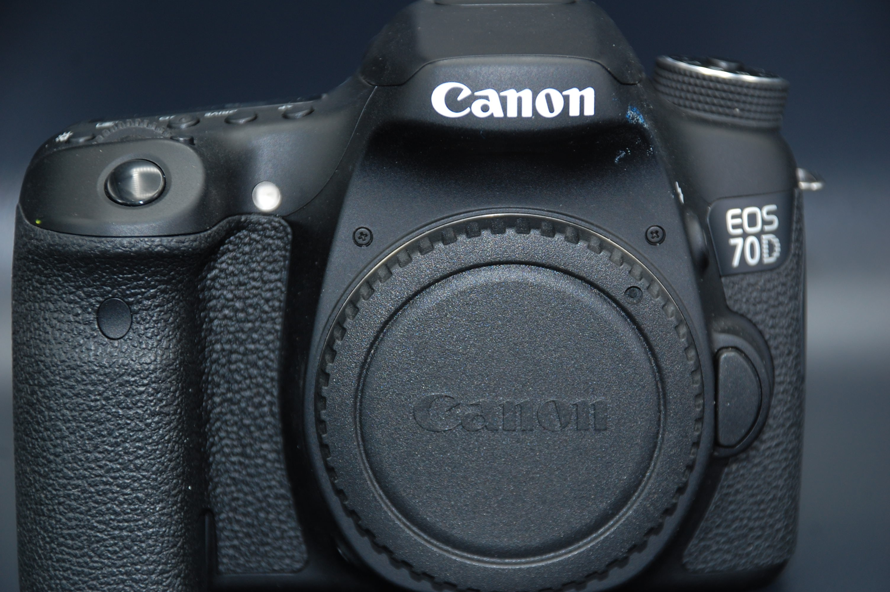 Canon EOS 70D used