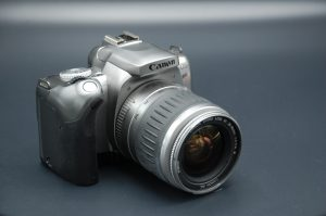 Canon T2 Rebel with Lens -$65