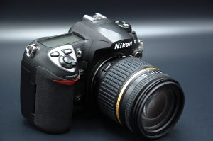 Nikon D200 with Tamron 18-250mm AF Lens -$275